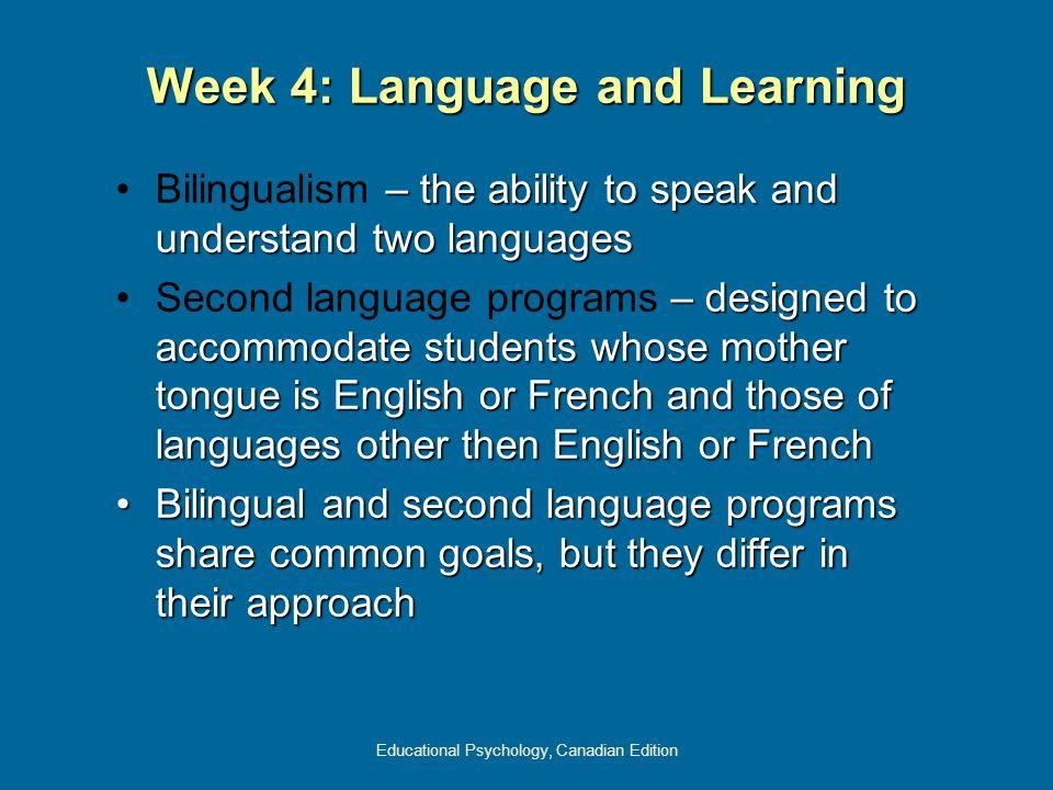 mcgill university language of instruction