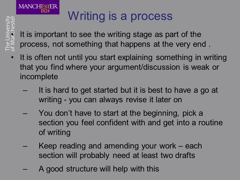 why is the writing process important Where, why, and how questions  what is the writing process  the home, parents signal to their children that good writing skills are important resources.
