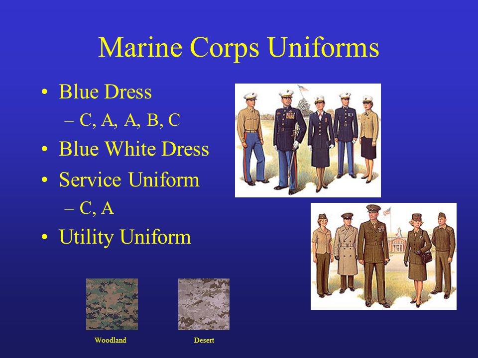 Us Navy And Usmc Officer Rank Structure Amp Uniforms Ppt