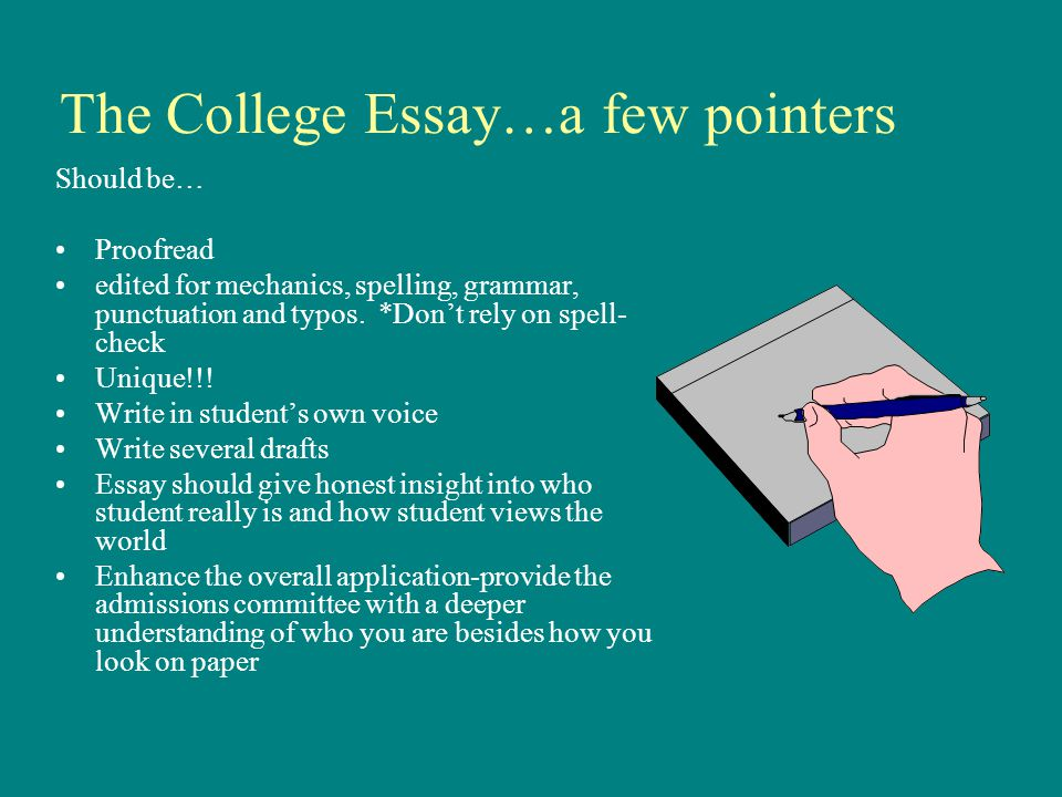 college application essay pointers Ivy coach college admissions blog way to tell it like it is, ivy coach - the dartmouth college essay pointers august 30,  college application essays.