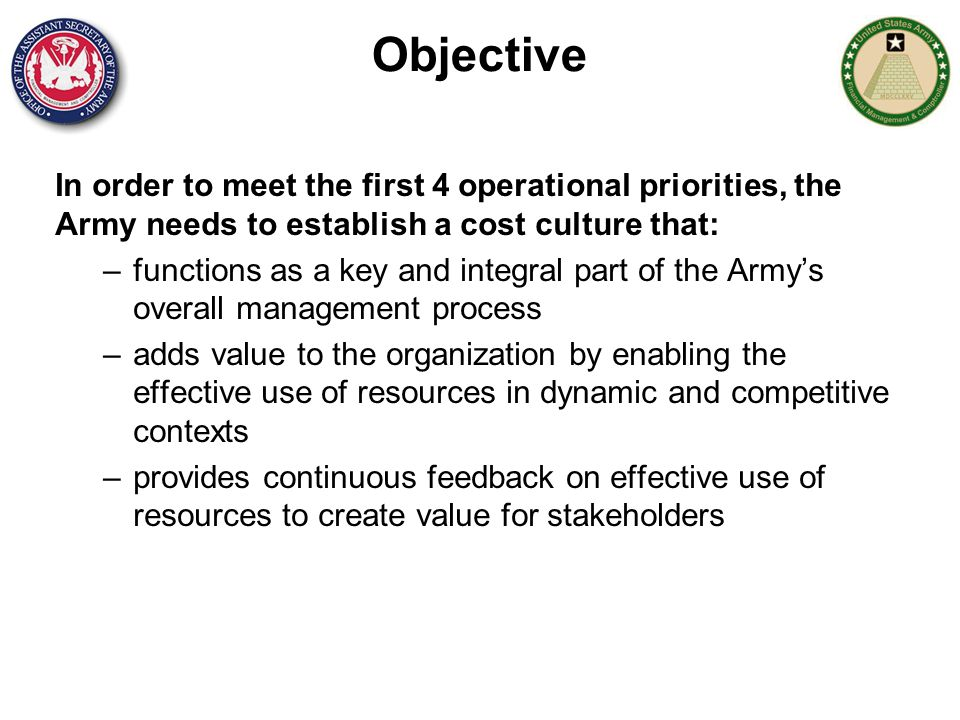 what is the purpose of an enabling objective and what are the key elements of an enabling objective What is the purpose of an enabling objective and what are the key elements of an enabling objective the purpose of an enabling objective is to identify a specific task a learner must master during training.