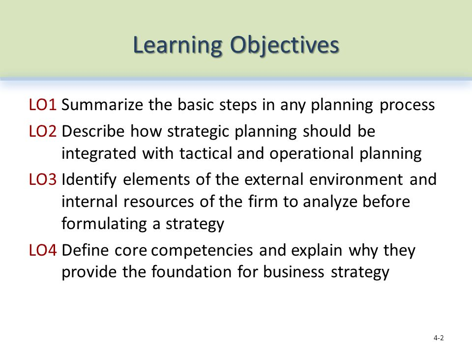 basic steps in strategic planning process A basic 10-step strategic planning process for small businesses who want to succeed written by ellen didier august 27, 2013.