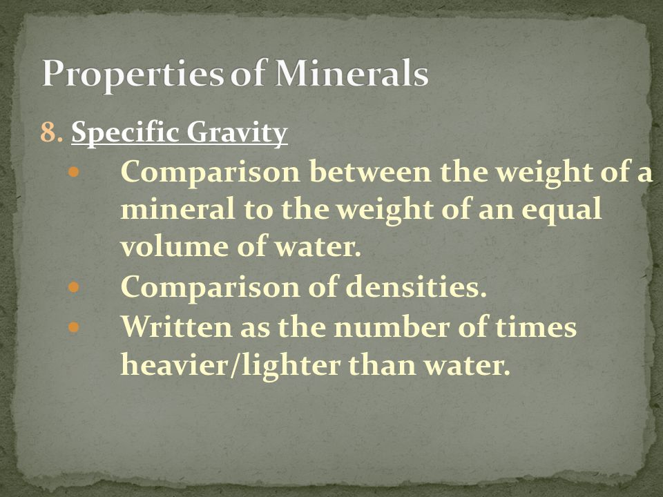 why the specific properties of water The main properties of water are its polarity, cohesion, adhesion, surface tension, high specific heat, and evaporative cooling polarity a water molecule is slightly.