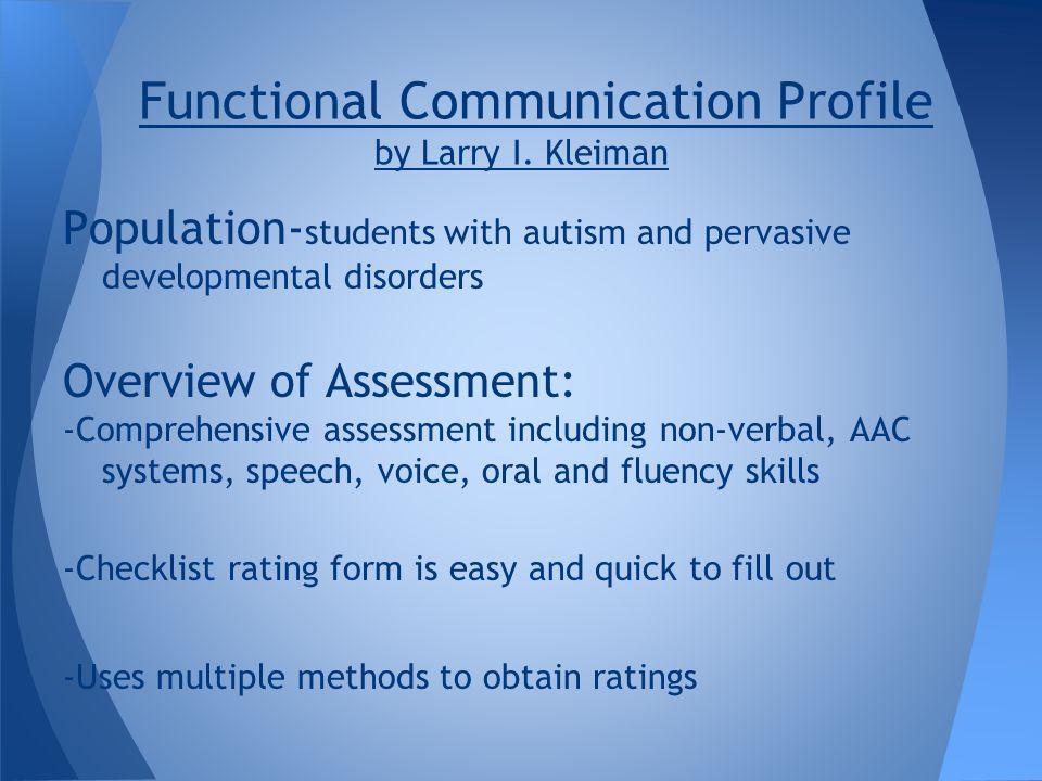 social skills rating system manual