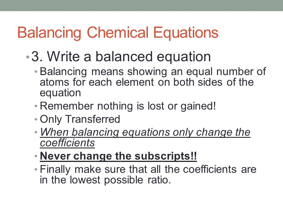 Worksheets All Chemistry Equations chemical reactions and equations ppt download balancing equations