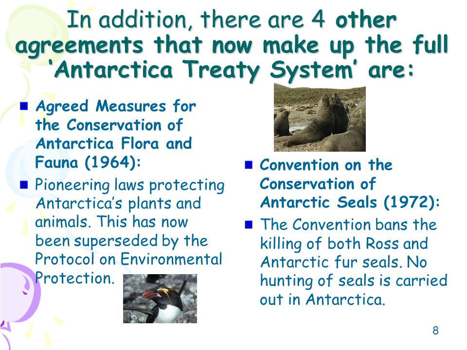 who owns antarctica   ppt download