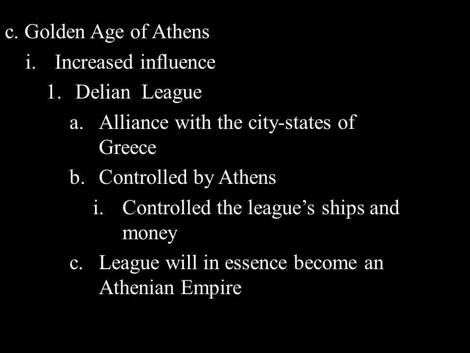 the delian league and the athenian empire+essay Free essay: explain the methods used by the athenians to transform the delian league into the athenian empire (25 marks) there is certainty no evidence to.