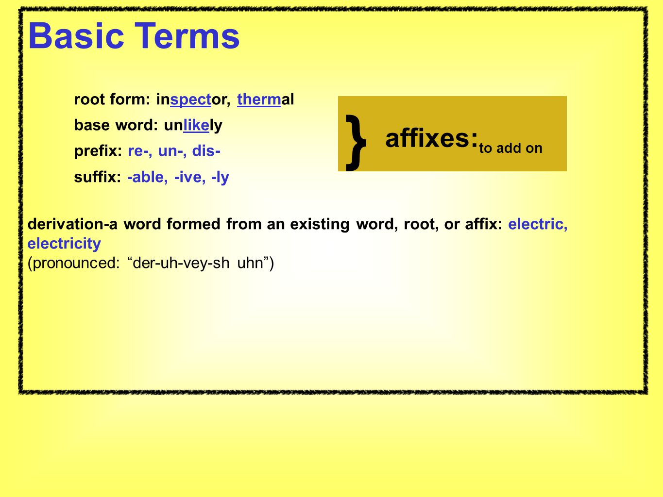 Latin and Greek Root Words - ppt video online download