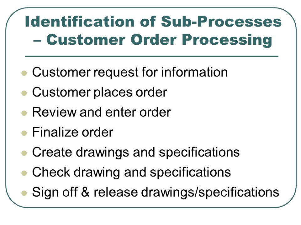 customer service and order processors Prompt order fulfilment is essential to keeping customers happy and increasing your bottom line handling customer queries and processing large volume orders is tremendous work while operating a company, be it ecommerce, brick and mortar or b2b untimely or incorrect order processing has a negative ripple effect,.