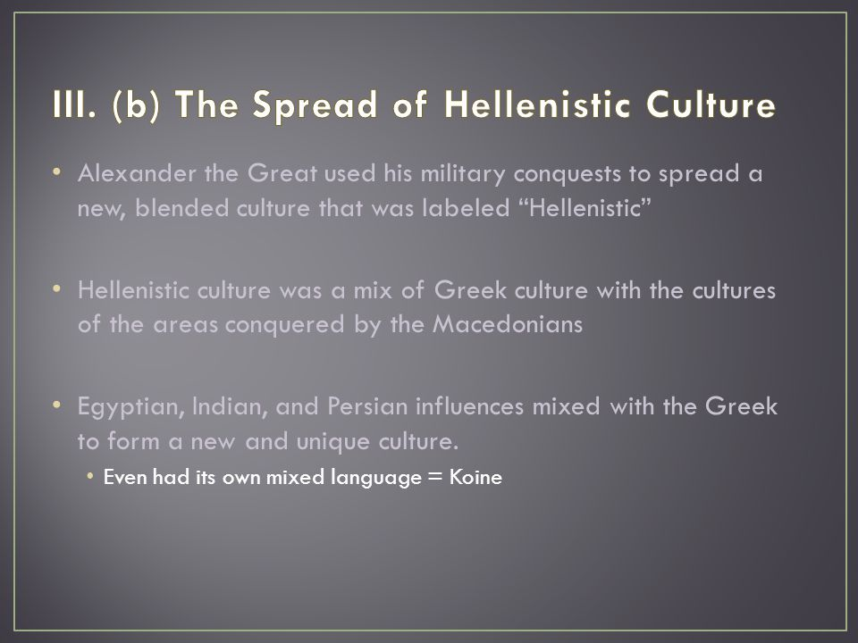 The Hellenistic Age: A Short History