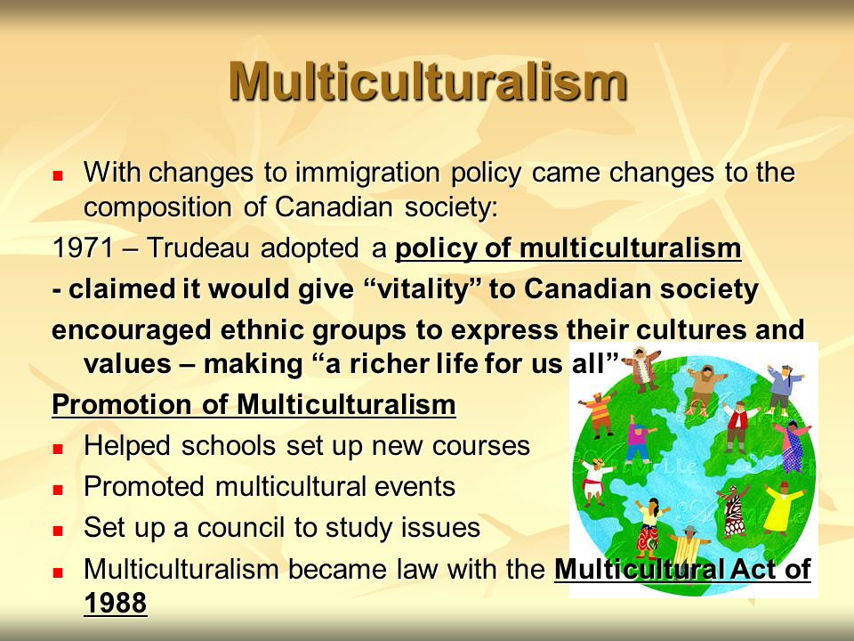What the world can learn from Canadian multiculturalism