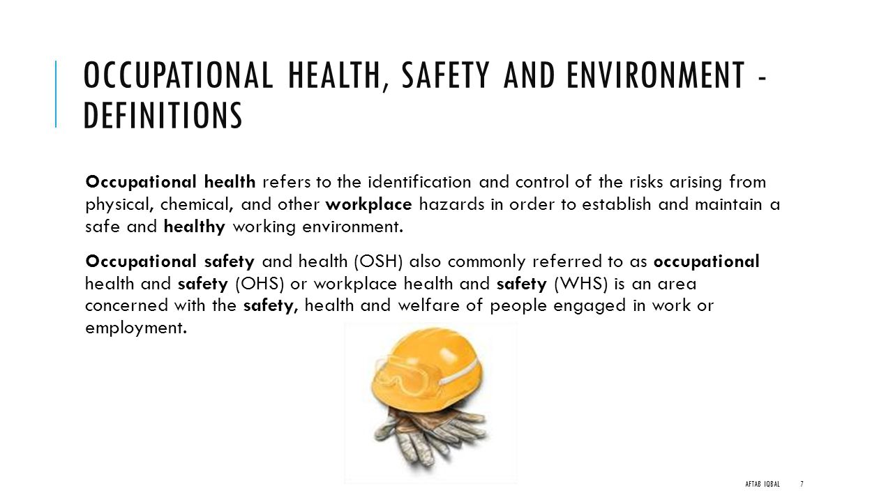 essay on safe and healthy working environment Working environment information working paper european  agency for safety and health at work 1 en priorities for occupational safety.