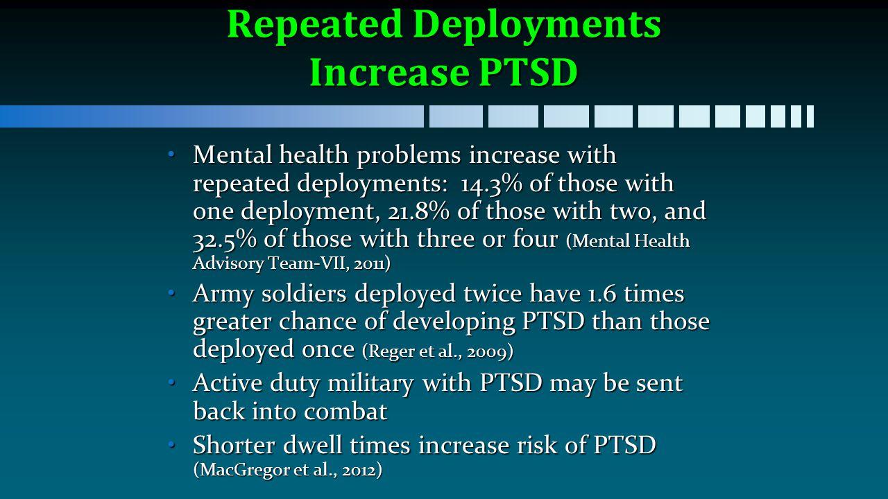 Trauma in Veterans. - ppt download