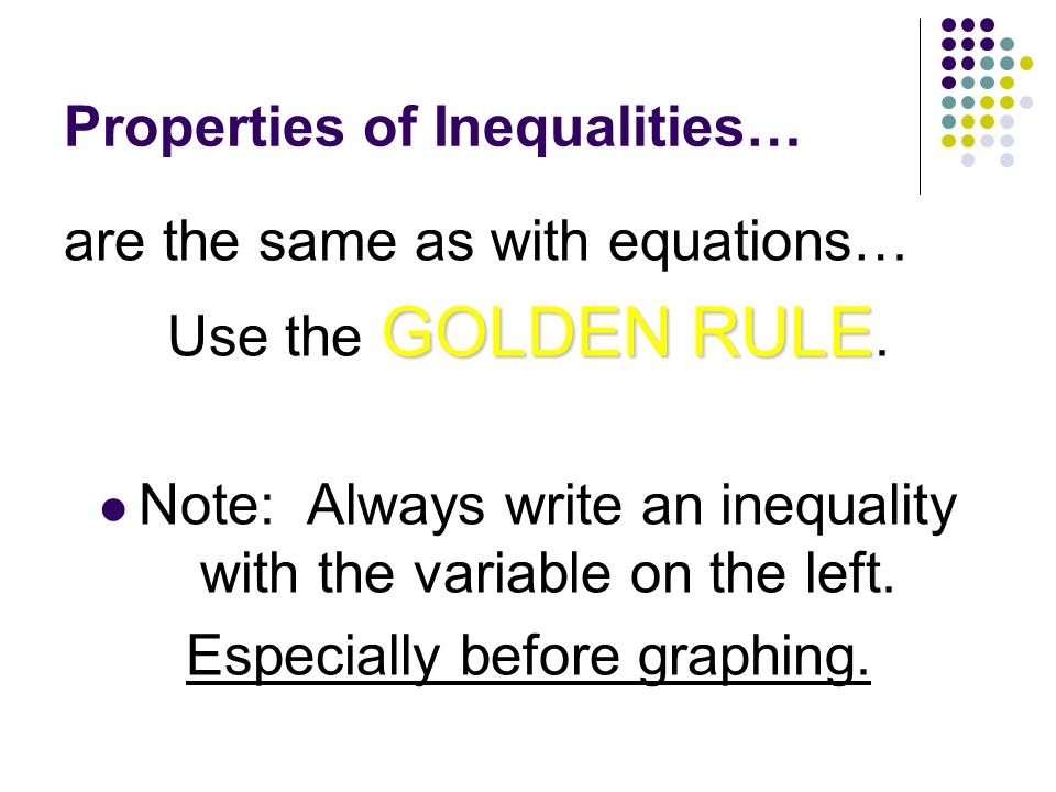 Linear Inequalities and Absolute Value Inequalities - ppt ...