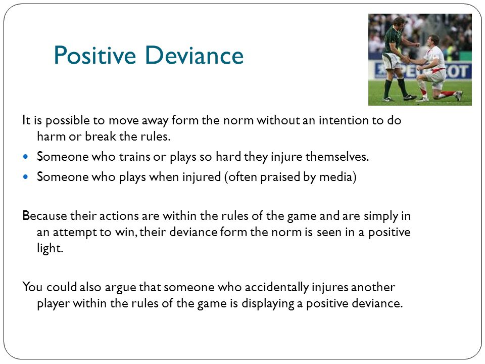 athletes and their involvement in deviance and violence Violence in sports involves the  i have always been interested in development of professional sports in new  all athletes showcase deviance because of their.