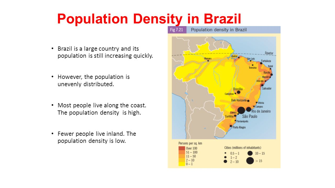 Population Density and Distribution - ppt video online ...