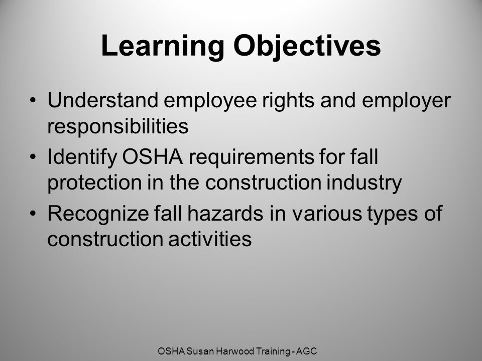 understanding employment rights and responsibilities a Today, the work of the colorado department of labor and employment is more   hours by assisting employers in understanding their rights and responsibilities.