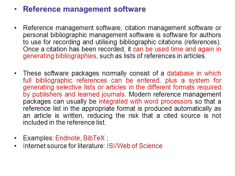 endnote how to search for references not cited