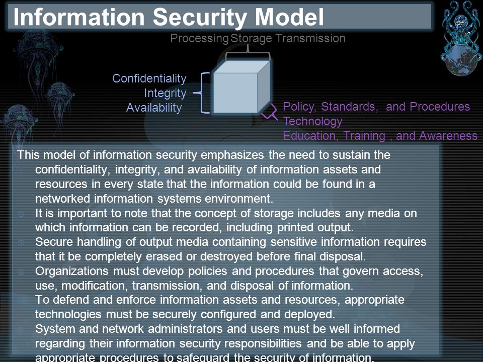 Information Security Model