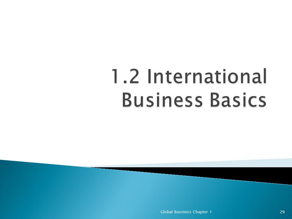 international business chapter 2 quiz Multiple-choice quiz previous quiz | back to main index  2 time consumed in  the movement of business data electronically in a structured,.