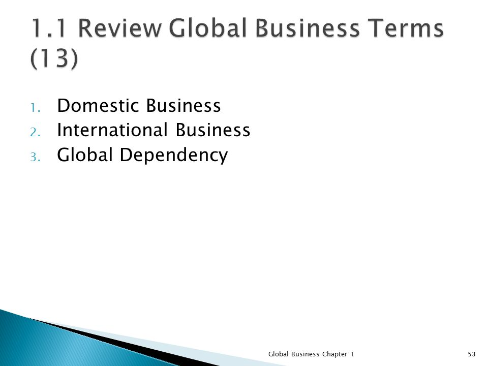 global business international business concepts Perhaps the most famous of these is the united nations global compact ---, 1989, the ethics of international business, new york: oxford university press ---, 1996 business ethics: concepts and cases, new york: pearson, 7 th edition vogel, d, 2005.
