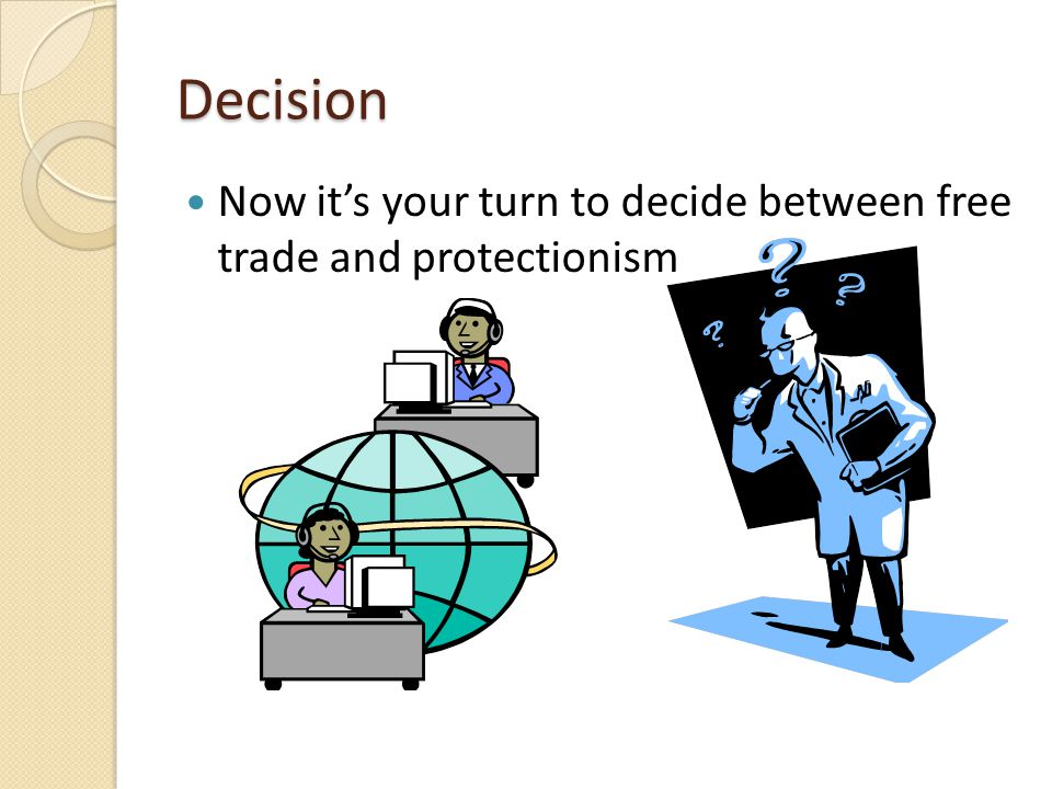 difference between free trade and protectionism What is the difference between protectionism and isolationism  protectionism is a policy/philosophy enacted to protest unfair trade  what is the difference .