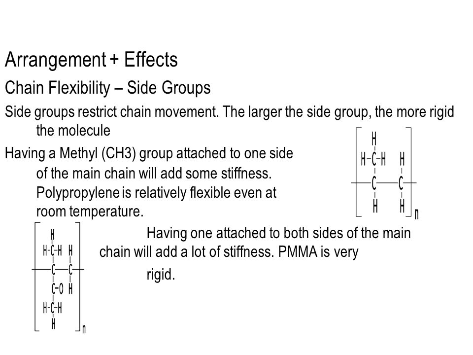 Arrangement + Effects Chain Flexibility – Side Groups