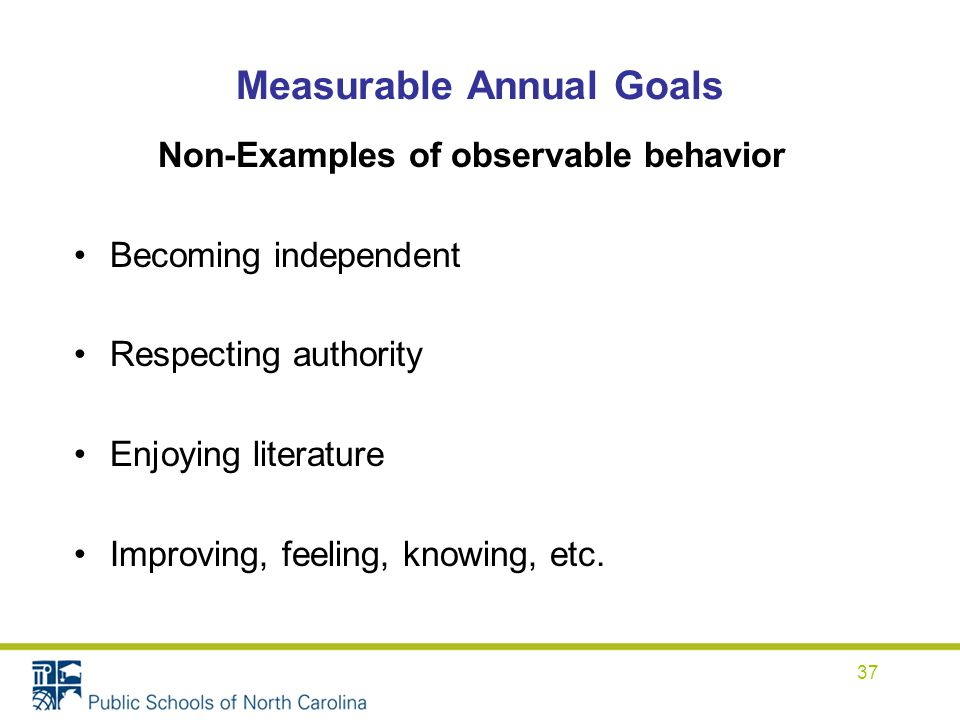 measurable annual goals Measurable goals for the 2017-2022 long-range plan certain areas of the goals established by the 2017-2022 long-range plan are so closely tied to the university's mission that they merit particular attention, and the university must be held accountable to achieving those goals.