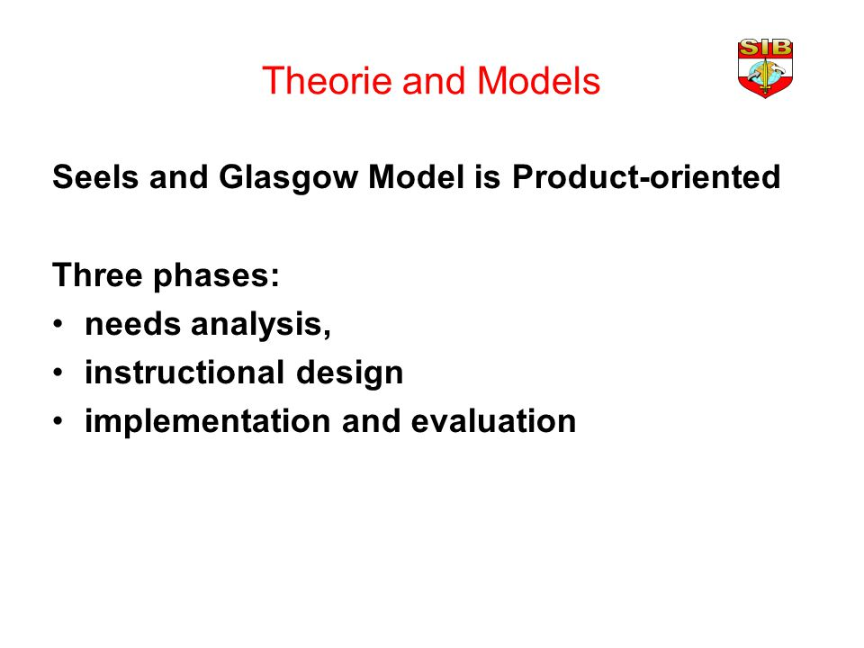 Classroom Oriented Instructional Design Models ~ Outline what is instructional design history theories and