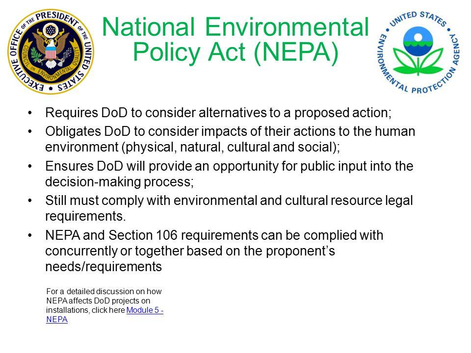 National Environmental