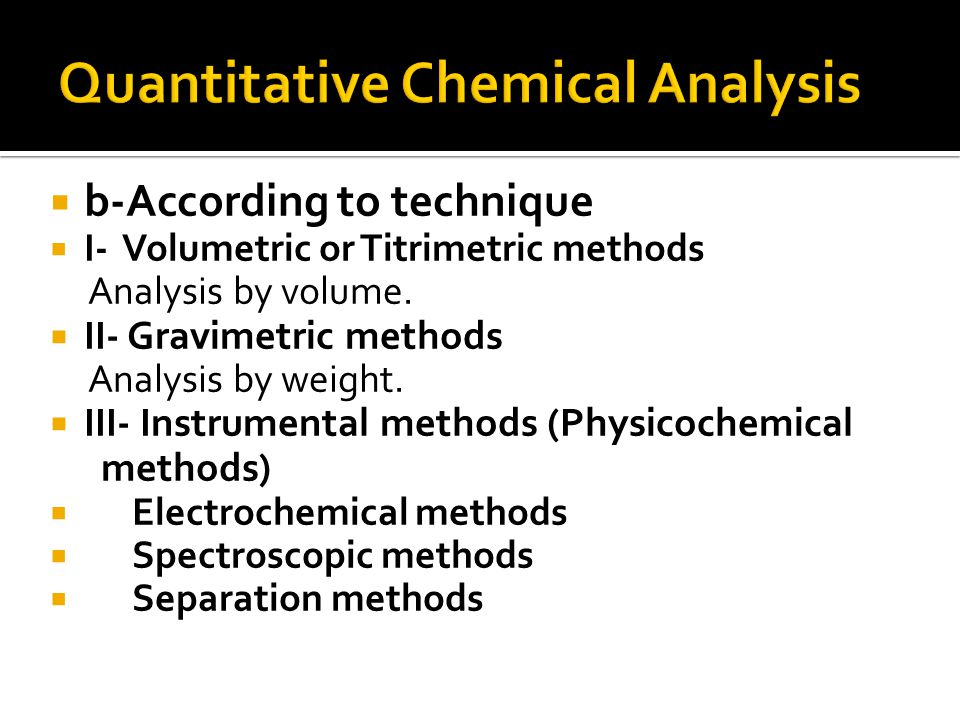 comparison writing volumetric analysis v s gravimetric Combined volumetric and gravimetric measurements allow one to determine the coadsorption equilibria of binary gas mixtures without sorptive gas analysis, i e without using a gas chromatograph or.