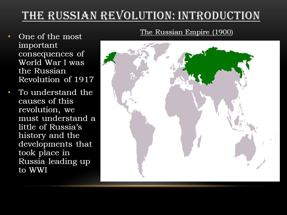 an introduction to the history of the russian revolution Books shelved as russian-revolution: doctor zhivago by boris pasternak, ten days that shook the world by john reed, a people's tragedy: the russian revol.