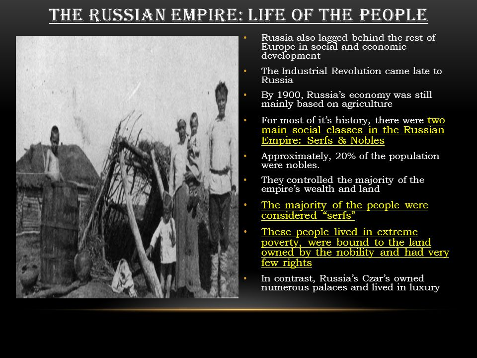 an introduction to the history of nobility in russia Find out more about the history of russian revolution, including videos,  were  forced to serve the land-owning nobility—well into the nineteenth century.