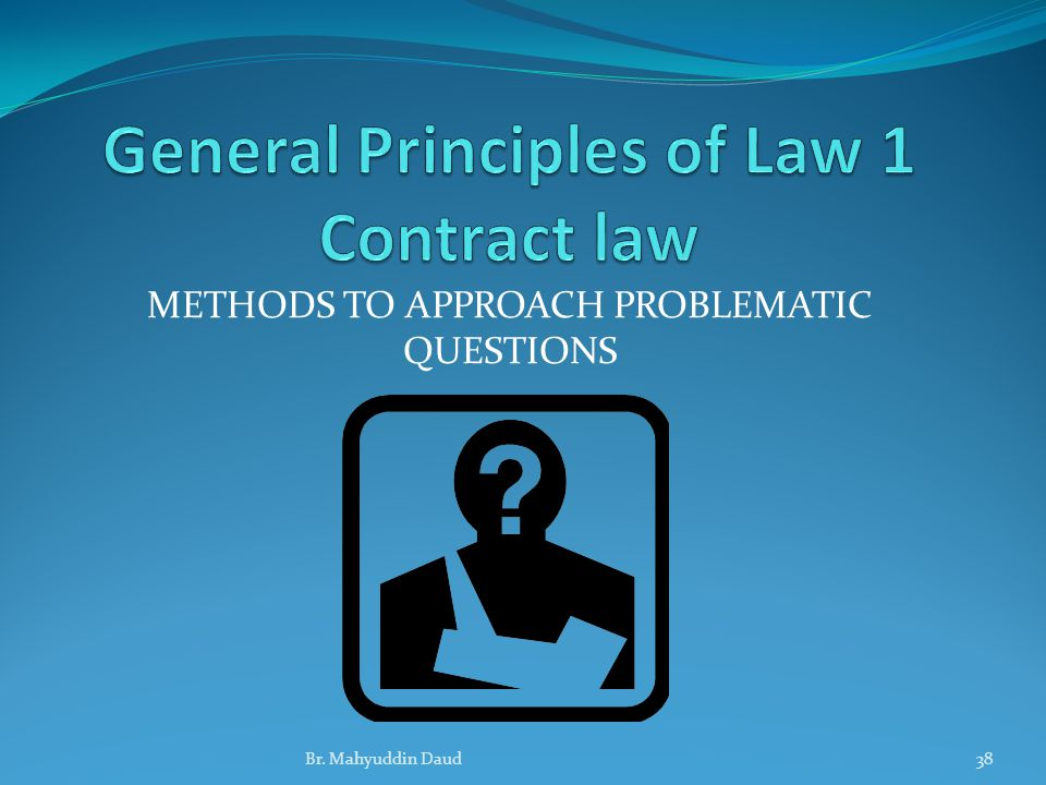 fundamentals contract law question answer Documents similar to contract problem sample answer-1 law of contract sample question (acceptance)(postal rule/instantaneous means of communication.