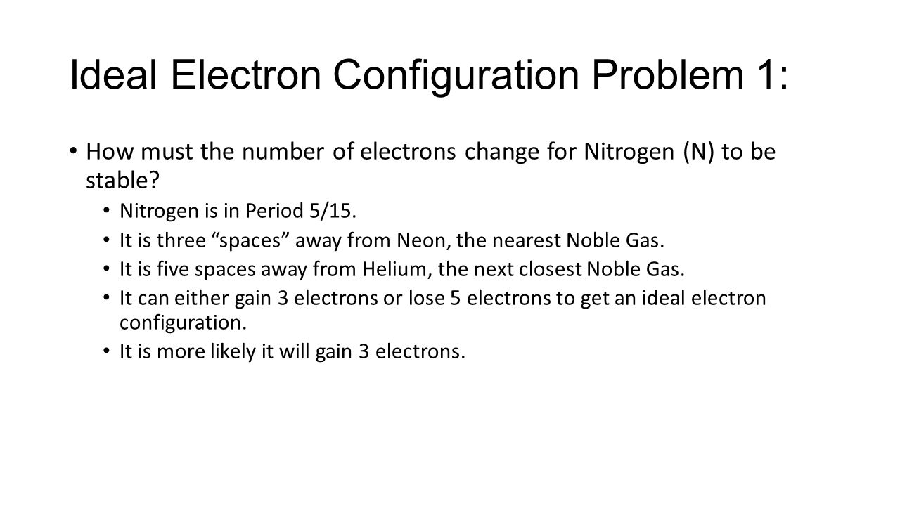 Periodic table of the elements practice problems ppt download 6 ideal electron configuration gamestrikefo Gallery
