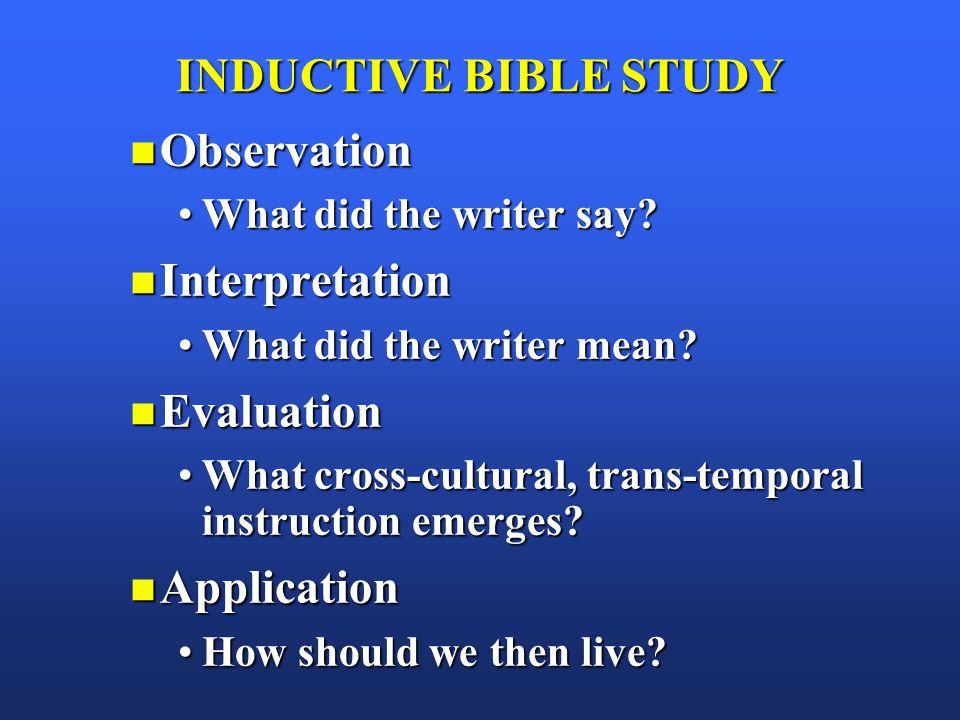 Nt ibs gospel of mark contextual hermeneutic note