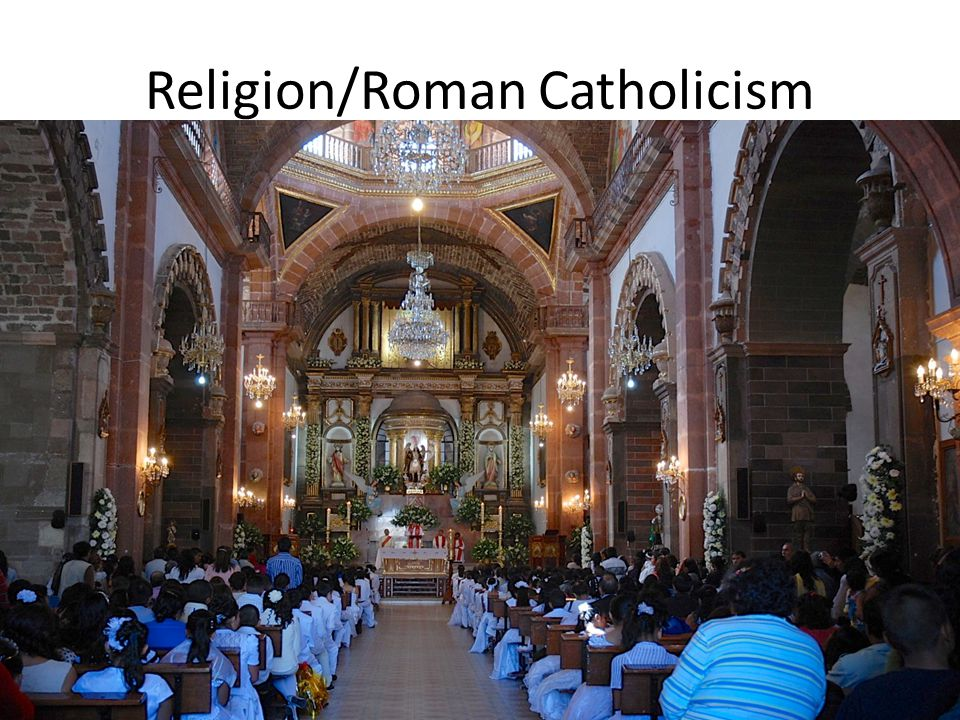 a history of the religion of roman catholicism Not the least difficulty in writing about catholicism is the problem of isolating the subject the history of the catholic church is so closely woven.