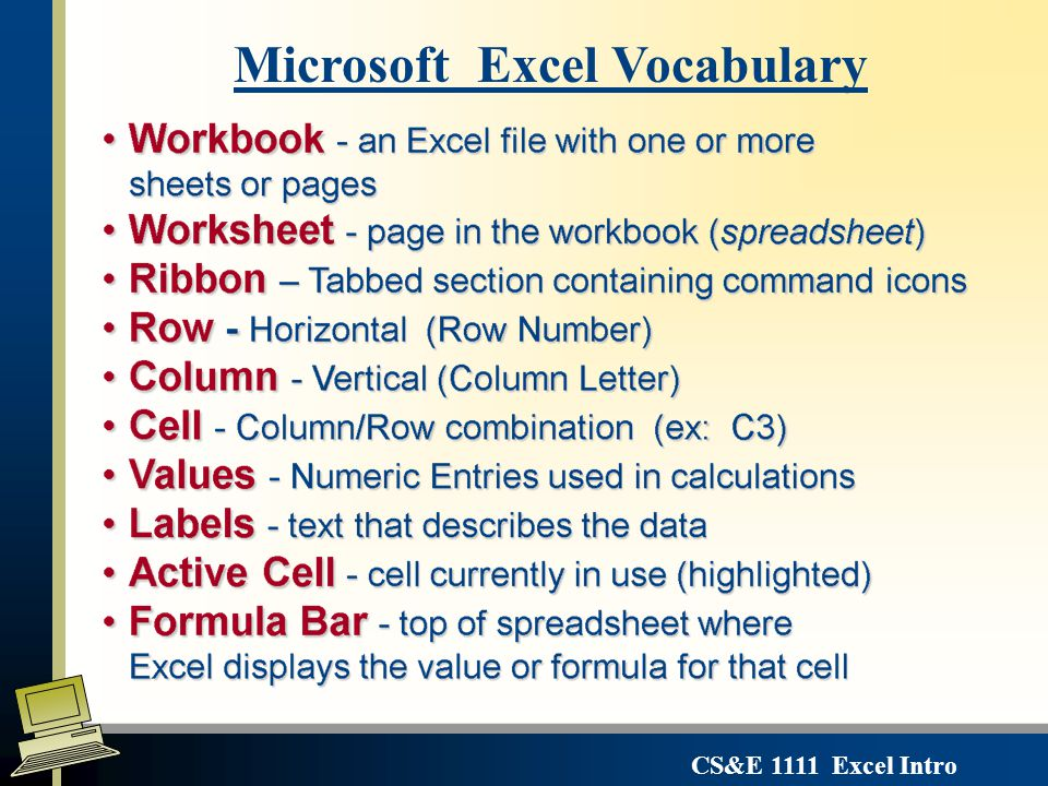 Free Science Worksheets For High School Introduction To Microsoft Excel  Ppt Download Hide Excel Worksheet Pdf with Properties Worksheet Excel Microsoft Excel Vocabulary Teacher Websites For Worksheets