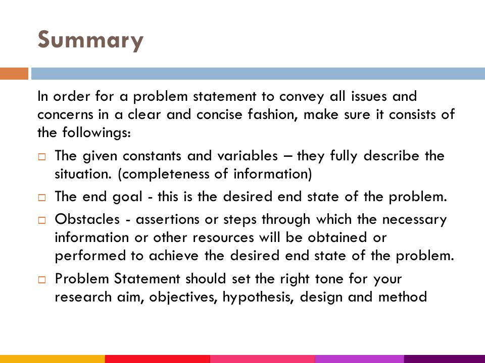 how to write a thesis statement for a science research paper