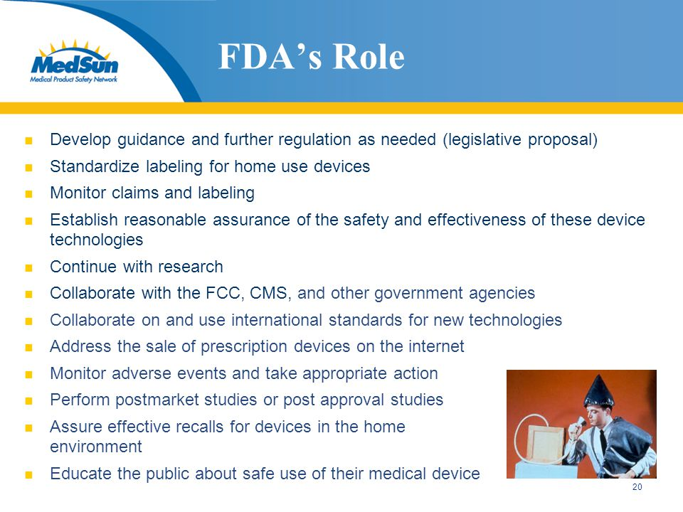 FDA ISSUES FINAL GUIDANCE ON MEDICAL DEVICE HUMAN …