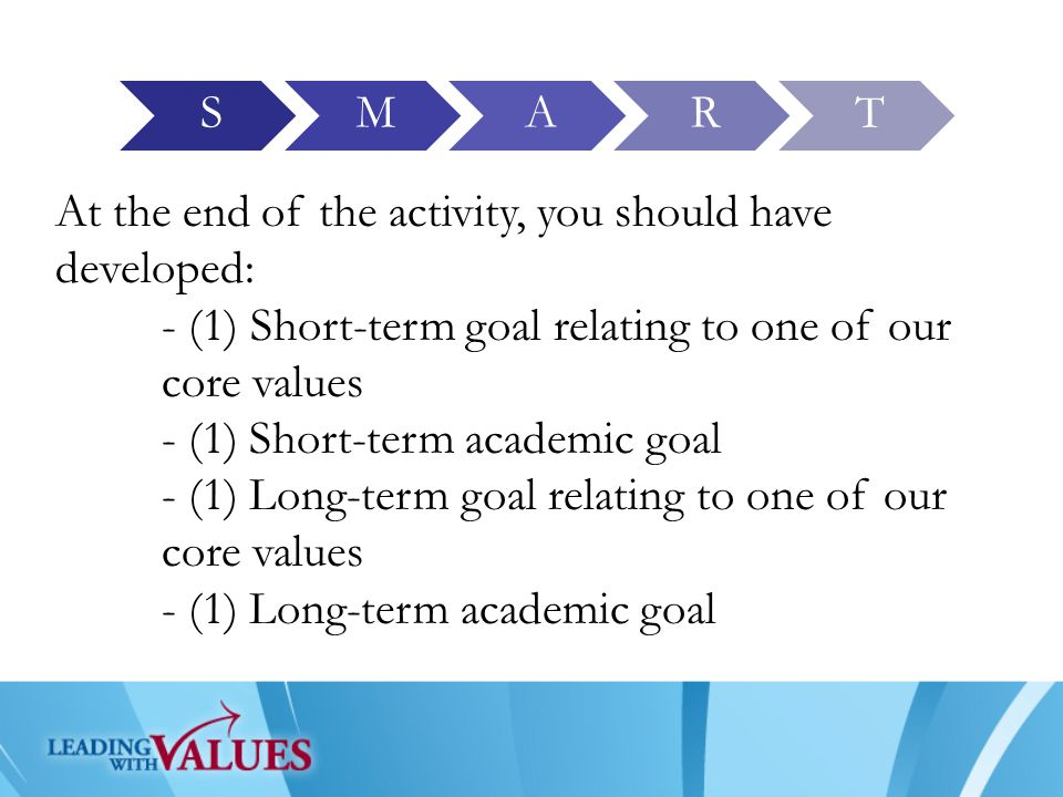 What Are Examples of Academic Goals?
