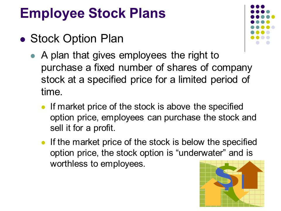 Disadvantages of stock options for employees