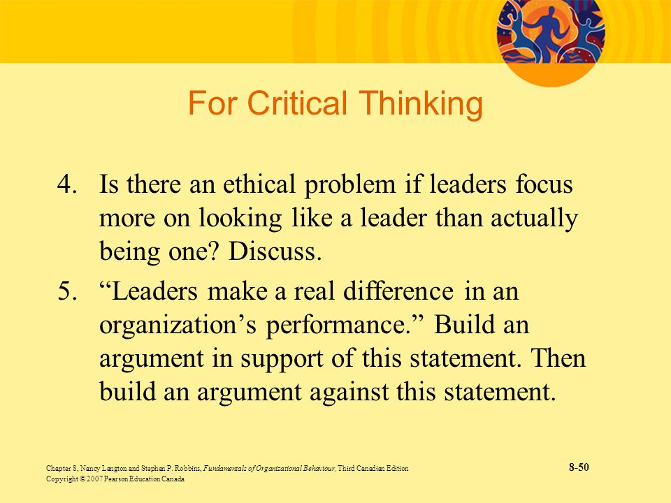 glaxosmithkline ethics and critical thinking