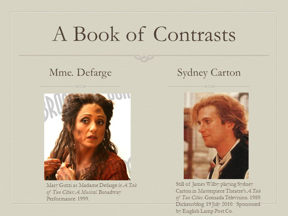 dickens and the city of god ppt video online  defarge sydney carton