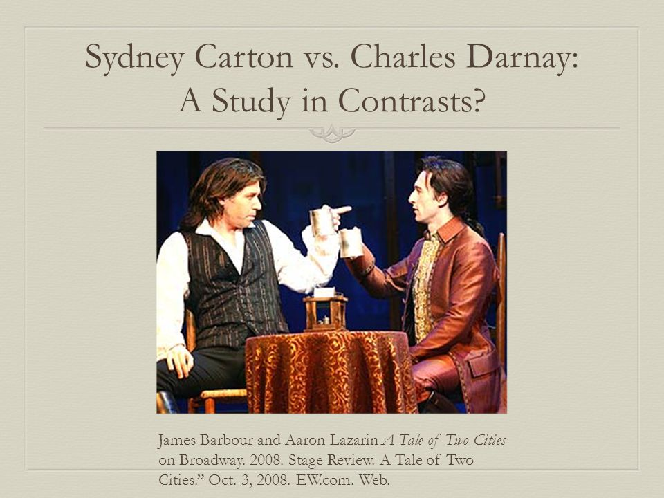 darney carton vs charles darney essay Who were the real heroes and enemies in a tale of two cities how did their actions affect the plot this article makes the argument that both sydney carton and charles darnay can be viewed as heroes in charles dickens' novel, and summarizes their actions throughout the book.