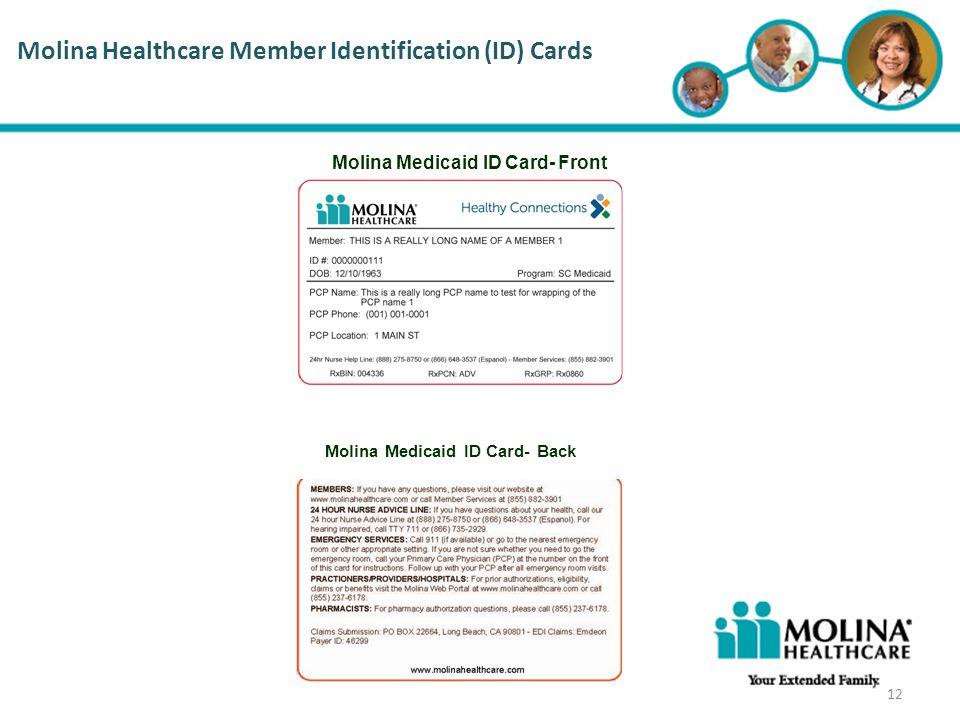 Molina Healthcare Of South Carolina Provider Services
