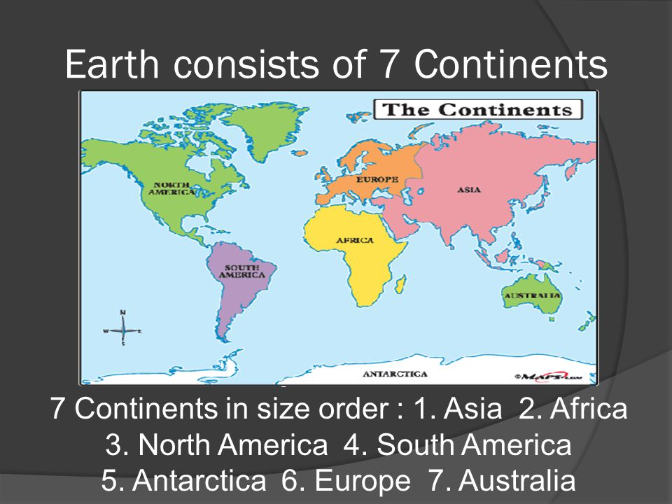 an introduction to the continent of asia Asia is the largest of the world's continents, covering approximately 30 percent of the earth's land area it is also the world's most populous continent, with roughly 60 percent of the.