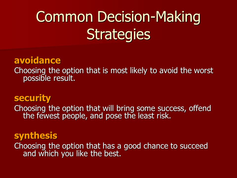 Worst options strategies