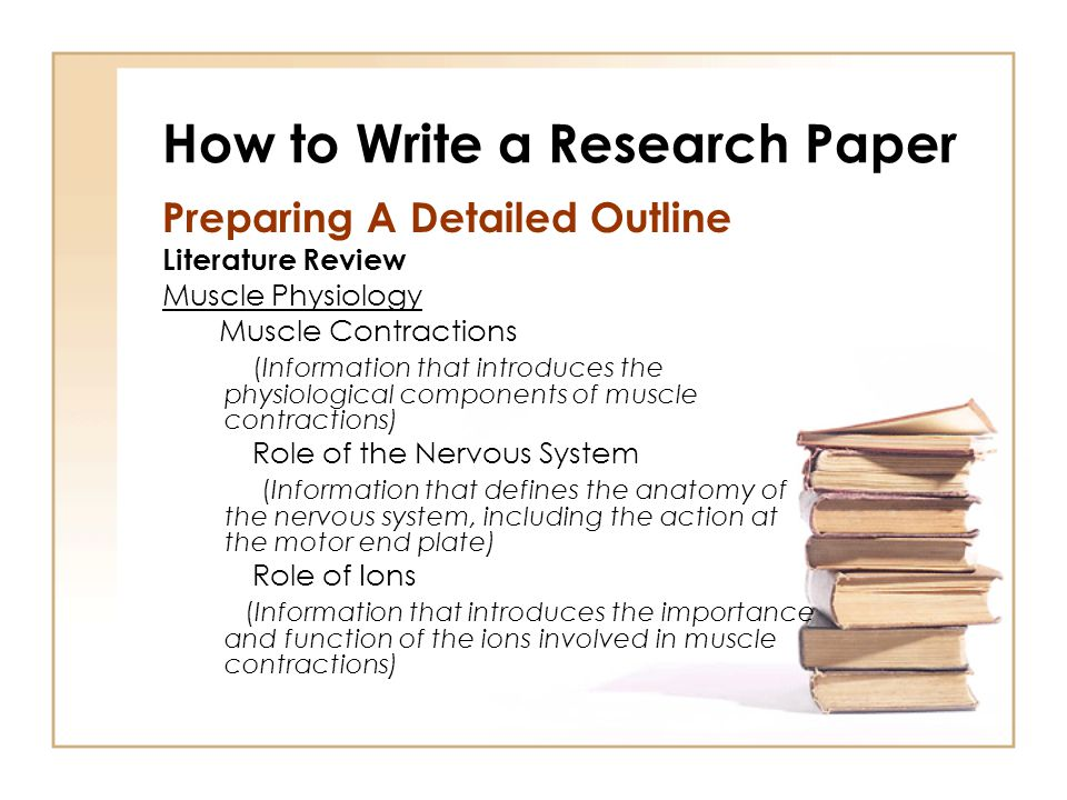 importance of research writing