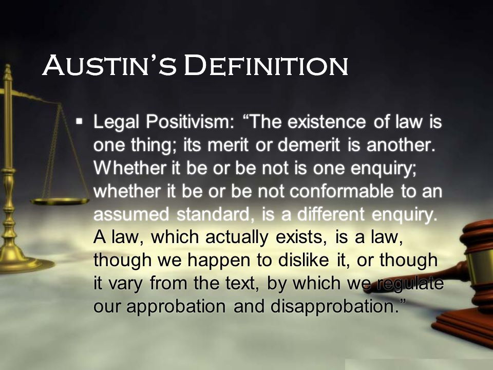 legal positivism hart austin bentham Toward classical legal positivism  bentham, to whom hart ascribes both, conceived of his utilitarian-  austin's interests were more different than bentham's.